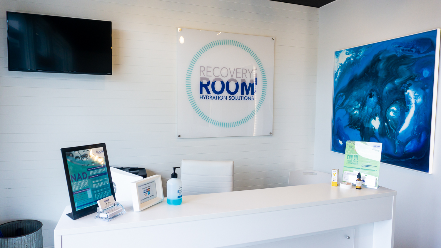Recovery Room Front Desk