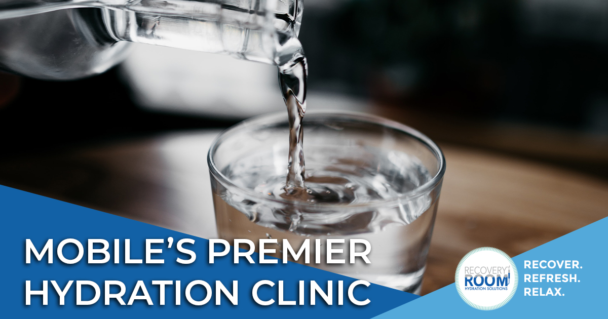 Recovery Room Dehydration Symptoms